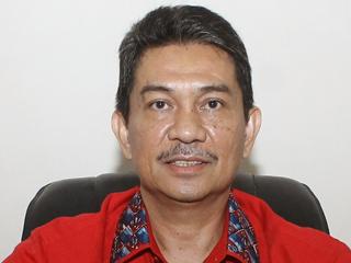 Andi Ridwan Wittiri (Anggota DPR RI fraksi Partai Demokrasi Indonesia Perjuangan)