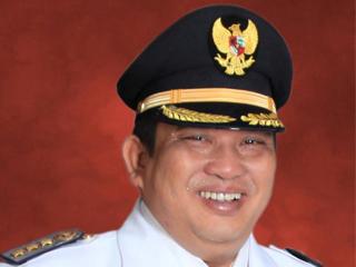 Wardoyo Wijaya (Bupati Sukoharjo - Jawa Tengah) Ketua DPC PDIP Sukoharjo